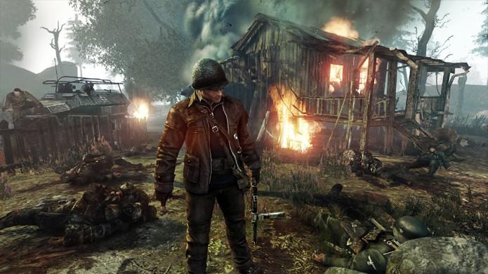 Eliminar um exército de nazistas é bem difícil, mas furtivamente você pode vencê-los um a um (Foto: gameinformer.com)