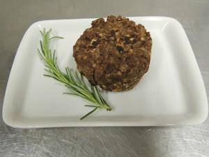 Carne de soja (Foto: Rafaella Fraga/G1)