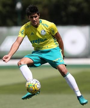 Thiago Martins Palmeiras (Foto: Cesar Greco/Ag Palmeiras/Divulgação)
