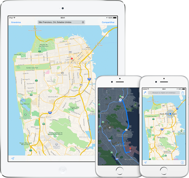 how to download apple maps