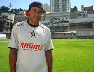 Erivelton, goleiro do Estrela do Norte (Foto: Divulgação/Estrela do Norte FC)