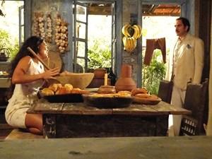 Gabriela surpreende Nacib mais uma vez (Foto: Gabriela / TV Globo)
