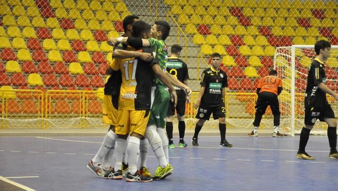 Sorocaba Futsal x Pulo do Gato (Foto: Divulgação/ Sorocaba Futsal)