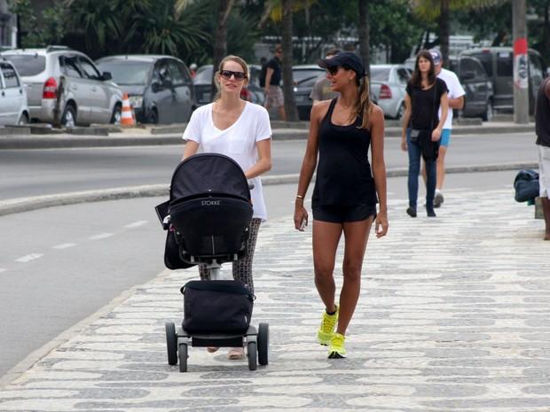 Flávia Sampaio (Foto: Jc Pereira /Foto Rio News)