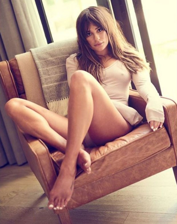 Lea Michele (Foto: Reprodução)