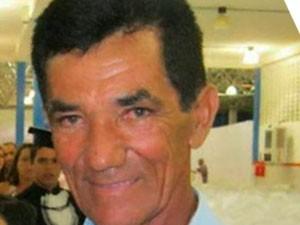 Raimundo Carlos foi vitima de vários disparos de arma de fogo (Foto: Reprodução/Marcelino Neto)
