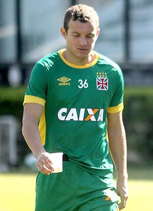 Marcelo Mattos treino Vasco (Foto: Paulo Fernandes/Vasco.com.br)