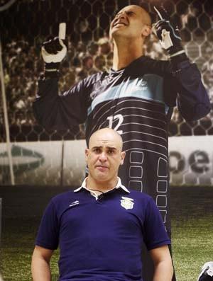 Ex- coleiro Marcos do Palmeira (Foto: Marcos Ribolli  / Globoesporte.com)