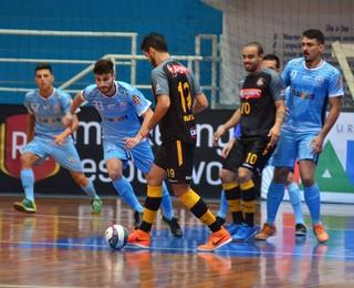 Sorocaba Futsal x Taubaté Futsal Liga Paulista (Foto: Jonas Barbetta/Top Comunicação)