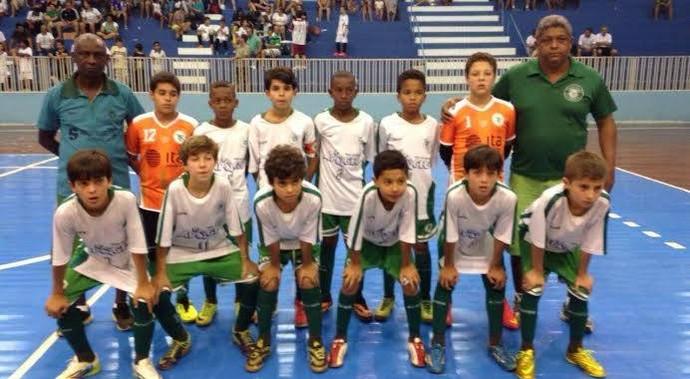 Sport Club JF subb campeão mineiro (Foto: Divulgação/Colégio Apogeu)