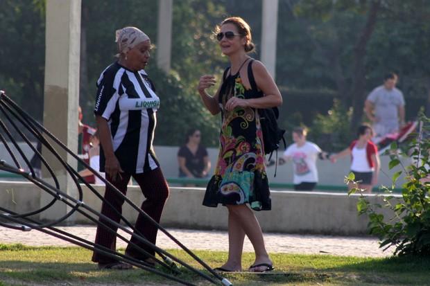 Adriana Esteves  (Foto: JC Pereira/Foto Rio News)