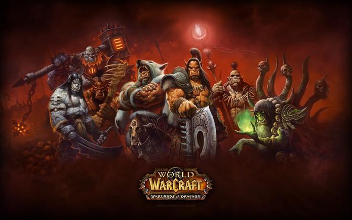 World of Warcraft: Warlords of Draenor (Foto: Divulgação)