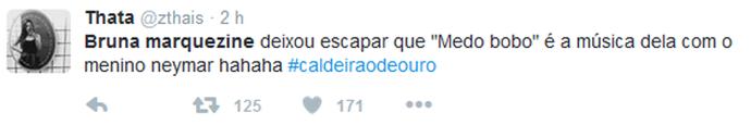 bruna e neymar2 (Foto: twitter)