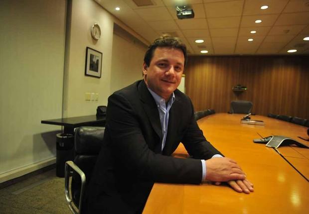 Wesley Batista, CEO do grupo JBS (Foto: Ernesto de Souza / Editora Globo)