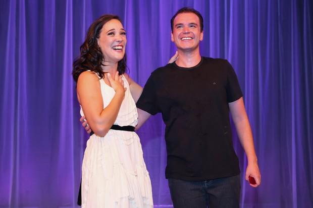 Adriana Birolli e Alexandre Contini (Foto: Manuela Scarpa/Brazil News)