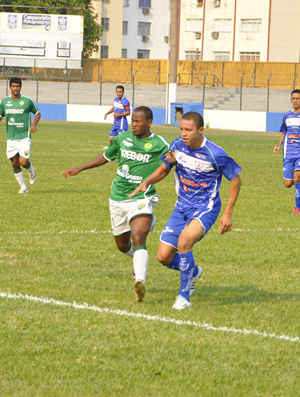 Joelson foi o destaque da partida (Foto: Leonardo Heitor/Globoesporte.com/mt)