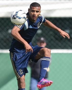 Gabriel Dias Palmeiras (Foto: Cesar Greco/Agência Palmeiras/Divulgação)