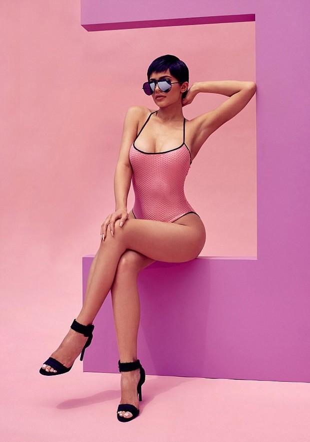Kylie Jenner (Foto: Divulgação)