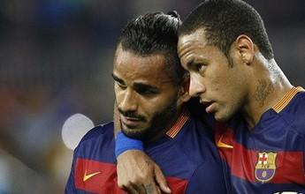 Fora dos planos do Barça, Douglas descarta Brasil e quer seguir na Europa