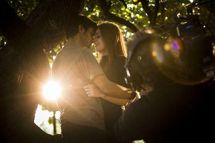 4 - Close no beijo (Foto: Raphael Dias/Gshow)