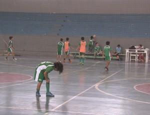 Campeonato de Futsal de Base em Vilhena (Foto: Reprodução/ TV Rondônia)