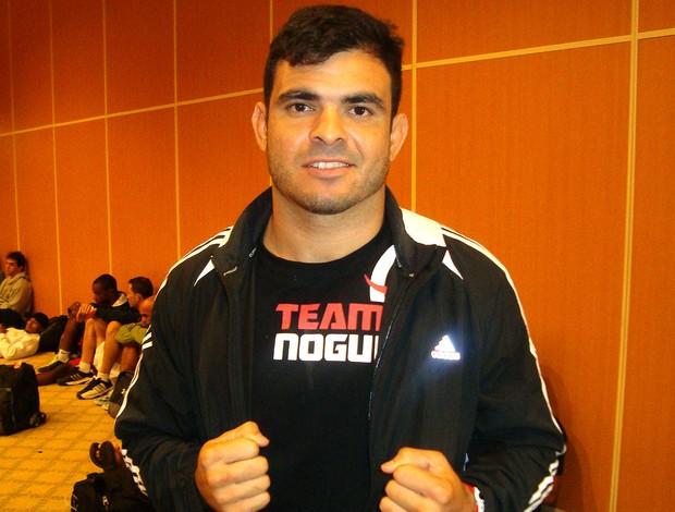 Thiago Jambo seletiva TUF Brasil II MMA (Foto: Ivan Raupp / Globoesporte.com)