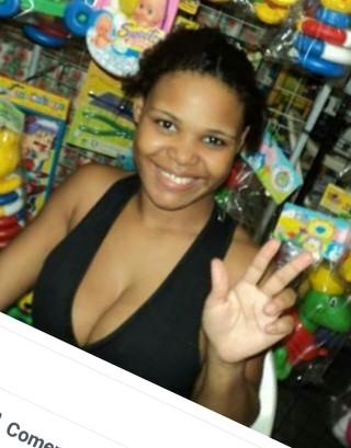 Nego do Borel fala sobre a prima Carine Viana, que desaparecida há 45 dias: 'Espero que esteja viva' (Foto: Arquivo pessoal da família)