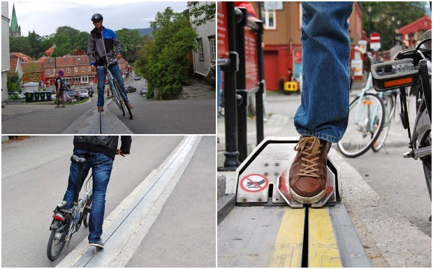 Trampe - ciclovias mais criativas do mundo (Foto: Divulgao)
