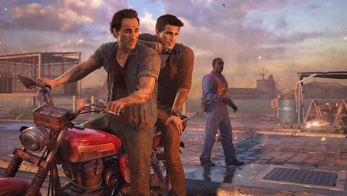 Uncharted 4: A Thief's End é um dos games de PS4 mais aguardados de 2016  (Foto: Divulgação/Sony)