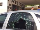 PM prende trio suspeito de atirar em posto policial e explodir banco no RN