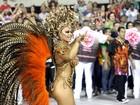 De novo! Viviane Araújo é eleita a melhor rainha de Carnaval do Rio
