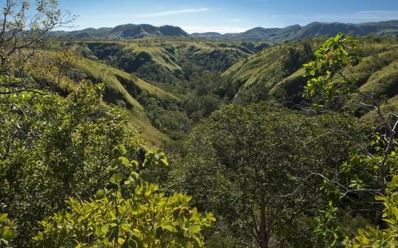 Reserva Natural Serra do Tombador, que conserva 8,7 mil hectares de Cerrado, em Cavalcante (GO) (Foto: José Paiva/Divulgação/Fundação Grupo Boticário de Proteção à Natureza)