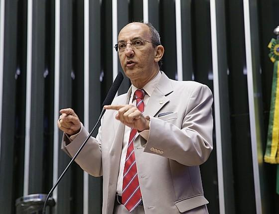 O deputado federal Arnaldo Jordy (Foto: Ananda Borges / Câmara dos Deputados)