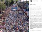 Carla Perez faz desabafo sobre multa de som alto de trio elétrico no Carnaval