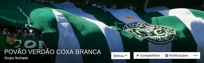 Blog Torcida Coritiba - Povão Verdão Coxa-Branca