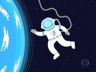 Entenda o que as viagens espaciais ensinam sobre a nossa saúde