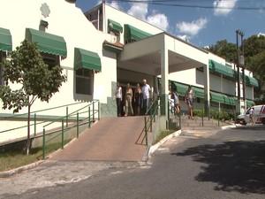 Santa Casa de Formiga enfrenta dificuldades financeiras (Foto: TV Integração/Reprodução)
