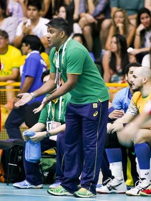 Hélio Lisboa, Helinho, seleção brasileira handebol júnior (Foto: Alexandra Motta)