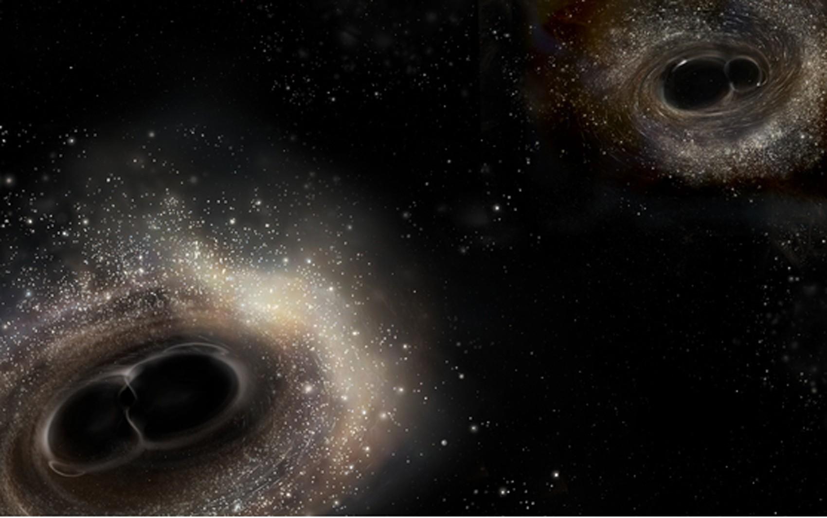 Cientistas detectaram ondas gravitacionais pela segunda vez