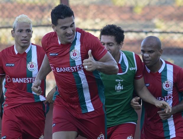 Copa Espírito Santo 2013: Cachoeiro x Real Noroeste (Foto: Chico Guedes/A Gazeta)