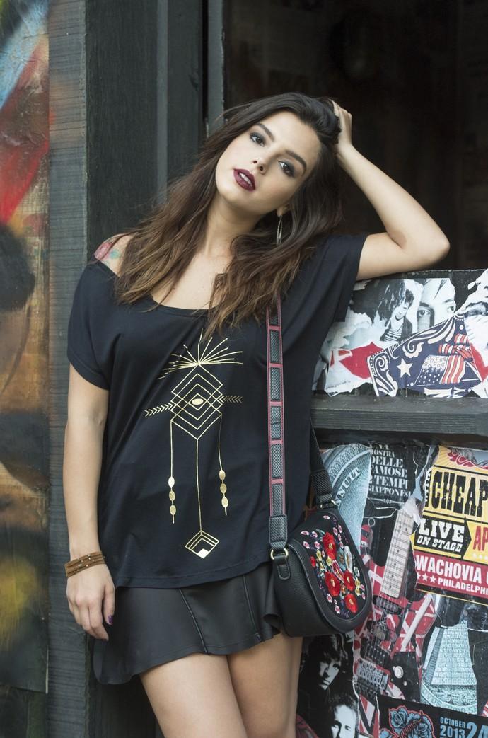 Batom vermelho da garota é item mais pedido de novembro (Foto: Globo / Estevam Avellar)