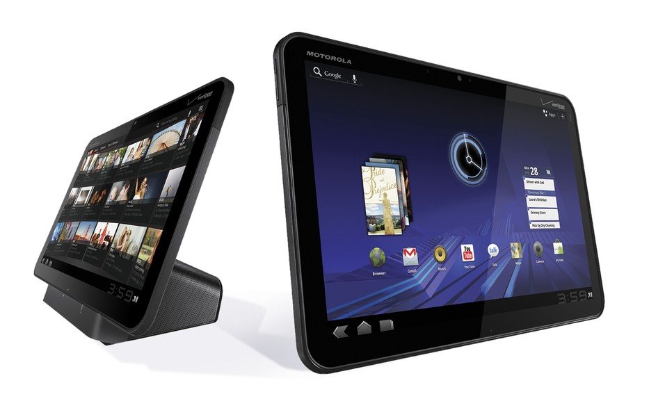 motorola xoom celulares e tablets techtudo. Black Bedroom Furniture Sets. Home Design Ideas