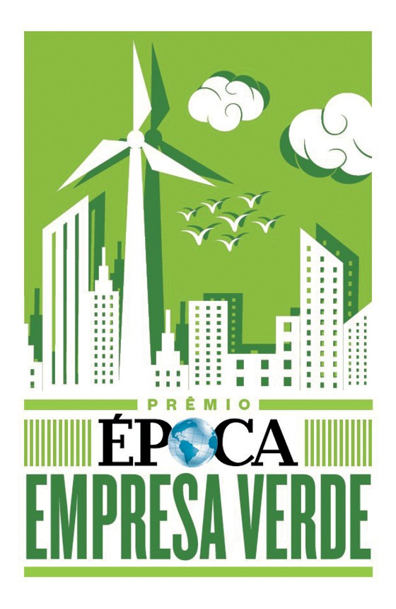 Prêmio Época Empresa Verde  (Foto: Época )