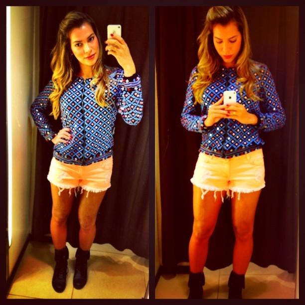 Ex- BBB Adriana (Foto: Reprodução/ Instagram)