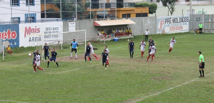 Campeonato Capixaba Série B 2015: Vilavelhense x Espírito Santo (Foto: Divulgação/Vilavelhense FC)