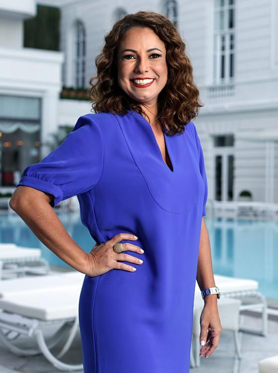 Renata Araújo: ex-repórter dos telejornais da Globo e apresentadora do Multishow, ela comanda o bem sucedido blog You Must Go (Foto: Felipe O'Neill/ Época)