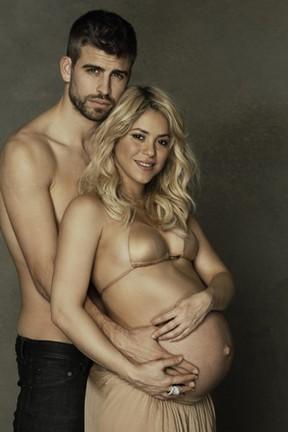 Shakira e Gerar Piqué (Foto: Jaume Laiguana / Unicef / Divulgação)