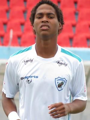Wendell, do Londrina, é o novo reforço do Grêmio (Foto: Divulgação/Londrina)