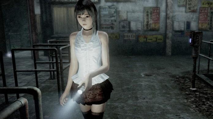 Fatal Frame trará de volta o terror japonês da série agora no Nintendo Wii U (Foto: Reprodução/My Nintendo News)