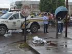 Suspeito de assalto é morto por policial durante fuga em Macapá